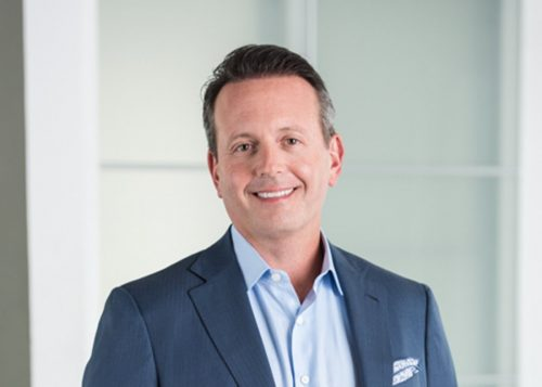 Allergan Chief Brent Saunders